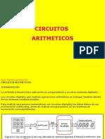 Presentación Circuitos Aritmeticos Miercoles 18-1-16
