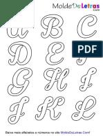Letras Pequenas Brannboll