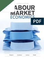 Labour Market Economics, 7th Canadian Edition