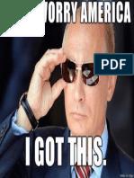 Putin Importante Mensaje