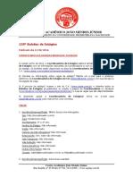 155º Boletim de Estágios (Daniele Dias)