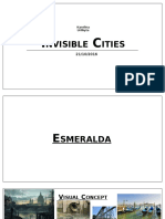 Invisible Cities Esmeralda Crit