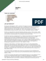 Guía Clínica de Síndrome Antifosfolipídico