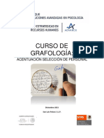 Manual de Grafologia Laboral