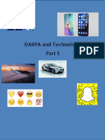 DARPA and Technology Part 5