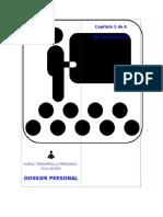 2016-II Desarrollo Personal - Dossier Personal - Capítulo 3 de 6