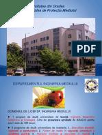2014 Mai Oferta Educationala Oradea Facultatea de Protectia Mediului
