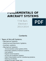 Fundamentals of Aircraft Systems