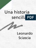 6805625 Leonardo Sciascia Una Historia Sencilla