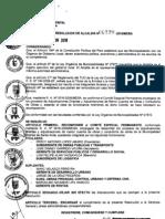 RESOLUCION DE ALCALDIA 120-2010/MDSA