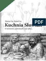 Lis P. - Kuchnia Słowian, czyli o poszukiwaniu dawnych smaków.pdf