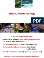 4. BAS 100 Monera, Protista, Fungi