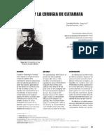 Cezanne y la cirugía de catarata