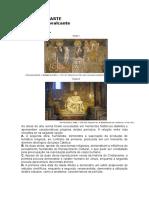 Revisão de Arte Domingo 16outubro