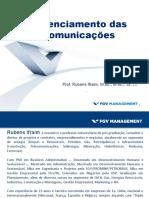 Padronizado FGV 16 Slides G Comunicação 5a.ed. - Prof. Rubens Ifraim