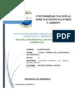 Climatologia Barranca