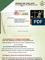 Exposicion Principio de Legalidad