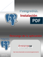Cómo Instalar PostgreSQL en Windows