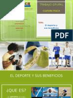 El Deporte y Sus Beneficios