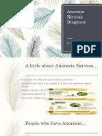 anorexia nervosa diagnosis