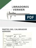 Calibrador de Vernier