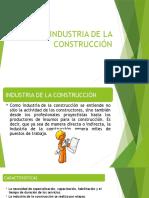 La Industria de La Construcción
