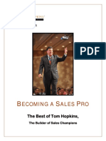 Becoming a Sales Pro Workbook
