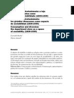 Consumo e entretenimento - a loja de departamentos como espaço de sociabilidade.pdf
