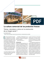 ALONSO, Luis Henrique. La Cultura Comercial de Los Productos Frescos. 2000
