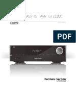 MANUAL - Harman-Kardon AVR-151.pdf