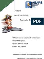 1_asaps Pirateria 2012 i Dati Del Fenomeno