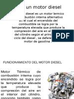 Que Es Un Motor Diesel