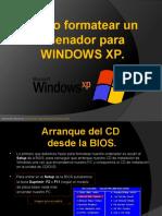 Formatear un ordenador