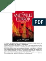 Jay Anson - Orrore Ad Amityville