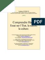 Hurbon, Laennec [1987] Comprendre Haïti. Essai sur l'État, la nation, la culture.pdf