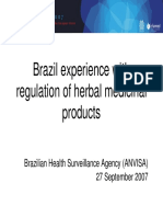 (2007) Brazil Experience_ANVISA