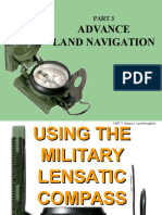 MSL 102 Tactics Techniques Sect 05 Intro to Land Navigation