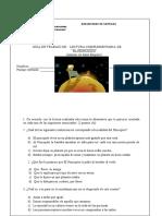 El Principito Guia de Trabajo Octavo b 2106