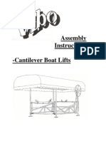Vibo Cantilever Lift Assembly