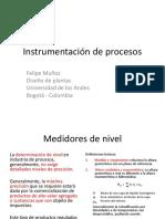 Instrumentación de procesos