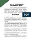 2. Acuerdos Comerciales Vigentes en El Perú