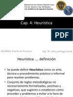 4 Heuristica