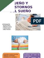 Sueño y Trastornos Del Sueño.