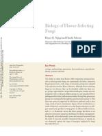 Biología de La Infección en Flores Por Hongos