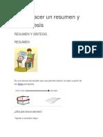 Como hacer un resumen y una sintesis.docx