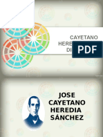 9. Cayetano Heredia y Sus Discipulos