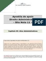 Capítulo 04- Administração Pública Na Constituição - Servidores Públicos