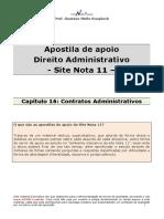 Capítulo 16 - Contratos Administrativos