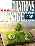 365 Citations de Sagesse
