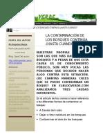 LA CONTAMINACIÓN DE LOS BOSQUES CONTINÚA.docx